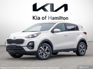 New 2021 Kia Sportage LX for sale in Hamilton, ON