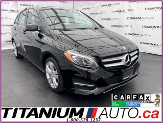 Used 2017 Mercedes-Benz B-Class 4Matic+Pano Roof+GPS+Camera+Blind Spot+Apple Play for sale in London, ON