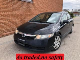 Used 2009 Honda Civic LX for sale in Oakville, ON