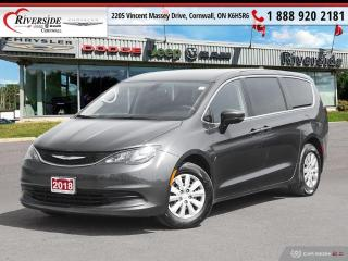 Used 2018 Chrysler Pacifica LX for sale in Cornwall, ON