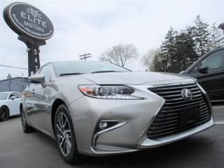 Used 2018 Lexus ES ES 350 Auto for sale in Burlington, ON