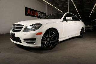 Used 2013 Mercedes-Benz C-Class 2dr Cpe C 350 4MATIC for sale in North York, ON