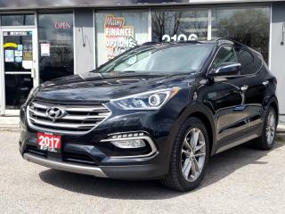 Used 2017 Hyundai Santa Fe Sport AWD 4DR 2.0T ULTIMATE for sale in Bowmanville, ON