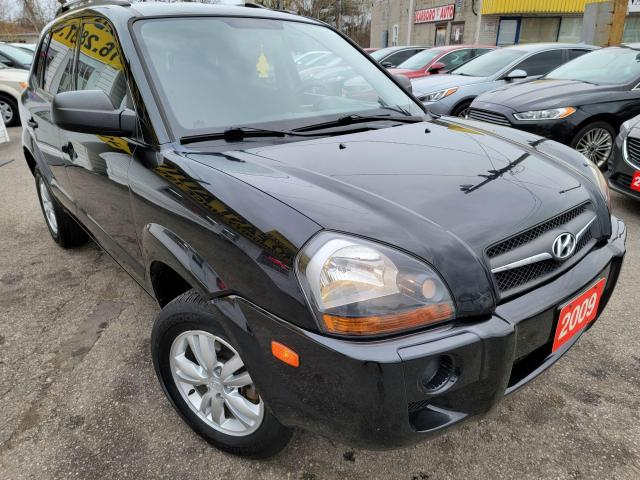 2009 Hyundai Tucson GL/AUTO/PWR GROUP/ALLOYS/HEATED SEATS/LOW KMS