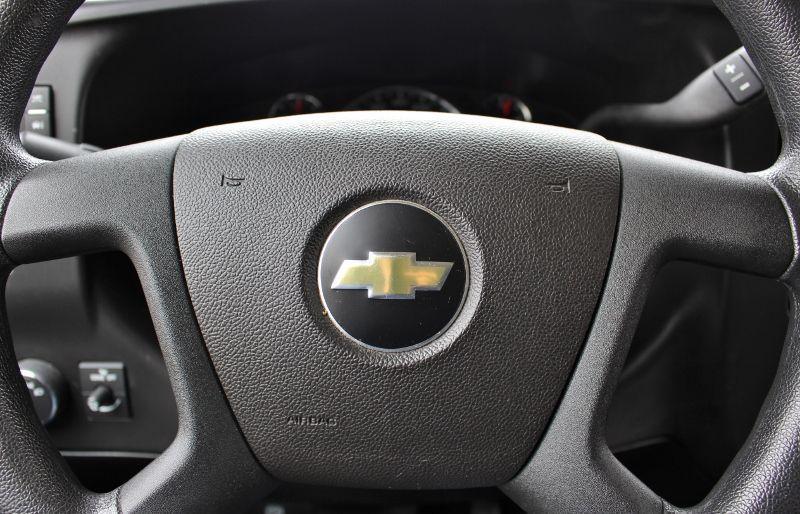 2020 Chevrolet Express
