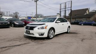 Used 2013 Nissan Altima SL for sale in Winnipeg, MB