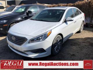 Used 2017 Hyundai Sonata GLS 4D Sedan 2.4L for sale in Calgary, AB