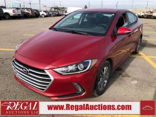 Used 2017 Hyundai Elantra GL 4D Sedan 2.0L for sale in Calgary, AB