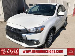 Used 2016 Mitsubishi RVR SE 4D Utility AWD 2.0L for sale in Calgary, AB