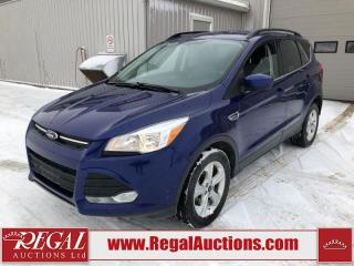Used 2016 Ford Escape SE 4D Utility AWD 1.6L for sale in Calgary, AB