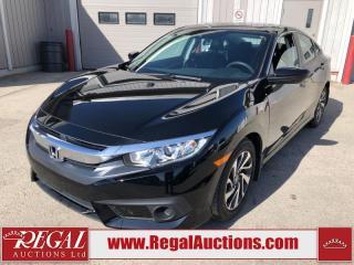 Used 2018 Honda Civic EX 4D Sedan 2.0L for sale in Calgary, AB