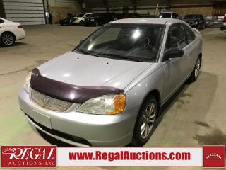 Used 2003 Honda Civic LX 2D Coupe FWD for sale in Calgary, AB