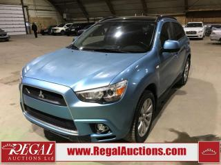 Used 2011 Mitsubishi RVR  4D UTILITY AT 4WD for sale in Calgary, AB