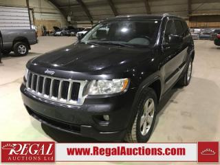 Used 2011 Jeep Grand Cherokee Laredo 4D Utility AWD for sale in Calgary, AB