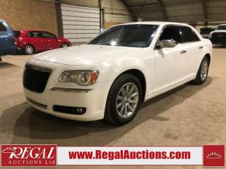 Used 2011 Chrysler 300 Limited 4D Sedan for sale in Calgary, AB