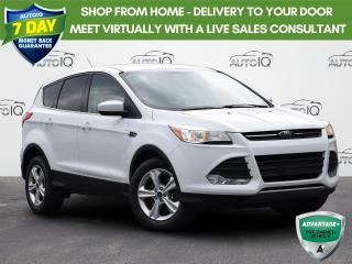 Used 2014 Ford Escape SE | FWD| 2.0 L | TRAILER TOW | ONE OWNER for sale in Waterloo, ON