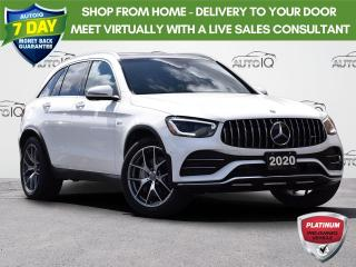 Used 2020 Mercedes-Benz AMG GLC 43 GLC | LEATHER | MOONROOF | HEATED/COOLED SEATS for sale in Waterloo, ON