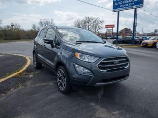 Used 2019 Ford EcoSport for sale in London, ON