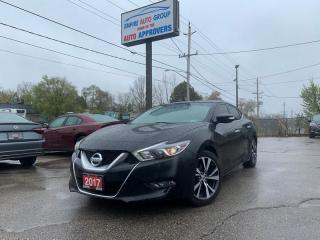 Used 2017 Nissan Maxima for sale in London, ON