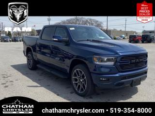 New 2021 RAM 1500 SPORT for sale in Chatham, ON
