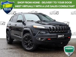 Used 2017 Jeep Cherokee Trailhawk This just in!!! for sale in St. Thomas, ON