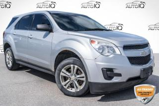 Used 2012 Chevrolet Equinox LS SOLD AS TRADED, YOU CERTIFY, YOU SAVE!!! for sale in Barrie, ON