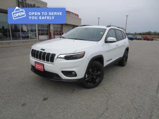New 2021 Jeep Cherokee Altitude for sale in Perth, ON