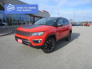 New 2021 Jeep Compass Trailhawk for sale in Perth, ON