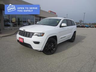 New 2021 Jeep Grand Cherokee Laredo for sale in Perth, ON