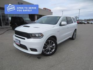 Used 2020 Dodge Durango R/T for sale in Perth, ON