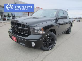 New 2021 RAM 1500 Classic SLT for sale in Perth, ON