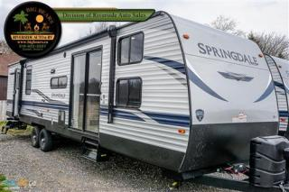 Used 2021 Keystone RV Springdale 38BH for sale in Guelph, ON