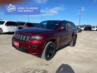 New 2021 Jeep Grand Cherokee Laredo for sale in Perth, ON