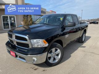 New 2021 RAM 1500 Classic Tradesman SXT PLUS 4WD for sale in Perth, ON