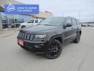 New 2021 Jeep Grand Cherokee Laredo ALTITUDE PKG for sale in Perth, ON