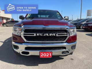 New 2021 RAM 1500 Tradesman SXT CREW 4WD for sale in Perth, ON