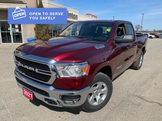 New 2021 RAM 1500 TRADESMAN for sale in Perth, ON