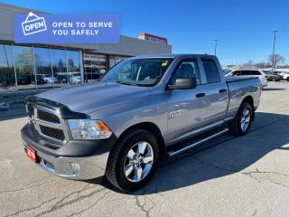 Used 2019 RAM 1500 Classic ST for sale in Perth, ON