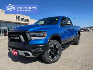 New 2021 RAM 1500 Rebel for sale in Perth, ON