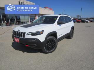 New 2021 Jeep Cherokee Trailhawk for sale in Perth, ON