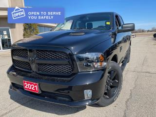 New 2021 RAM 1500 Classic Tradesman for sale in Perth, ON