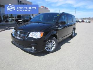 New 2020 Dodge Grand Caravan PREMIUM PLUS for sale in Perth, ON