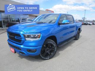 New 2021 RAM 1500 SPORT for sale in Perth, ON