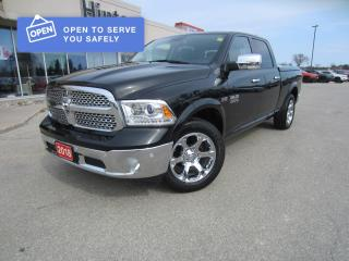 Used 2018 RAM 1500 Laramie for sale in Perth, ON