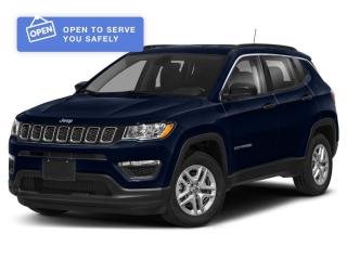 Used 2021 Jeep Compass NORTH for sale in Perth, ON