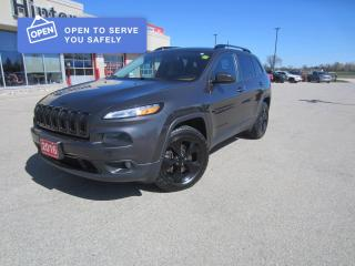 Used 2016 Jeep Cherokee North for sale in Perth, ON