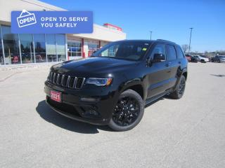New 2021 Jeep Grand Cherokee Limited for sale in Perth, ON