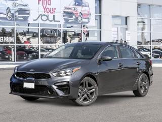New 2021 Kia Forte EX+ SUNROOF APPLE CARPLAY B/UPCAM SAFETY TECH! for sale in Grimsby, ON