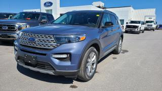 New 2021 Ford Explorer LIMITED for sale in Kingston, ON