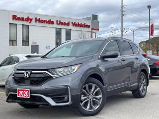 Used 2020 Honda CR-V Sport - Lane Watch - Sunroof -  Low KMS!! for sale in Mississauga, ON